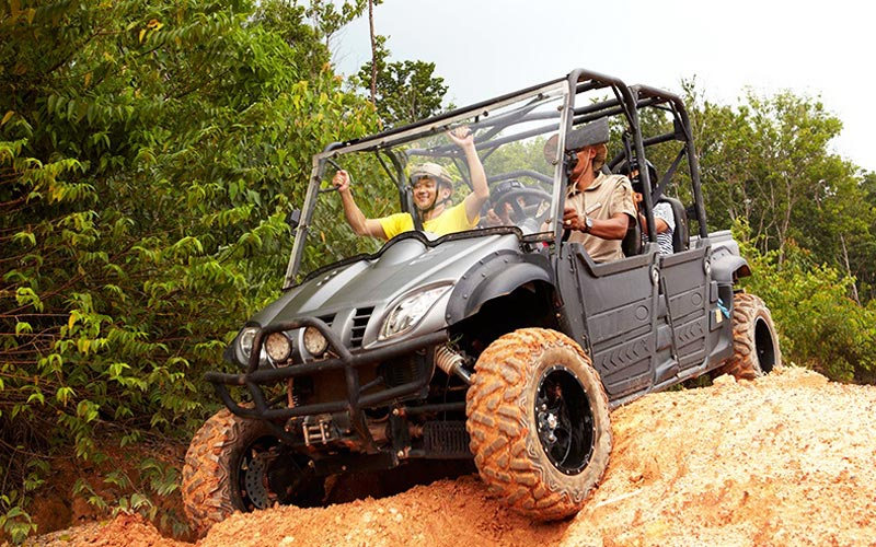 UTV Off-Road Trail di bintan